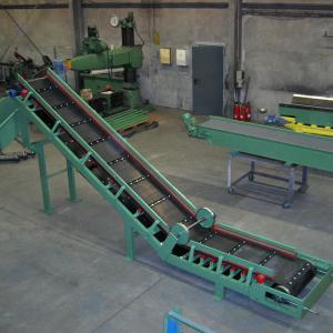 Industrieanlagen Hlebar - Conveyor belts
